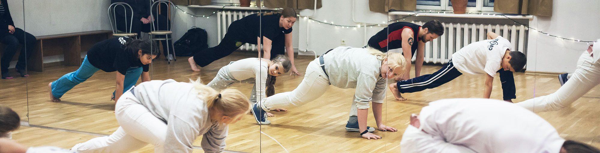 Mojuba Capoeira Riga